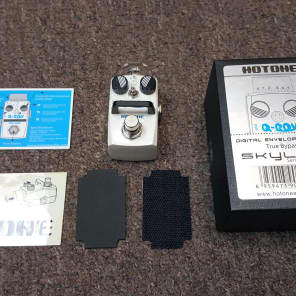 Hotone QBox Digital Envelope Filter mini guitar effects pedal for sale
