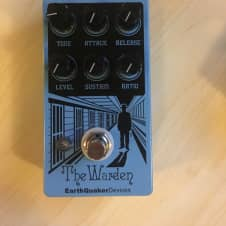 EarthQuaker Devices Warden Optical Compressor image