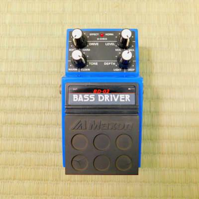 Maxon BD-02 Bass Driver