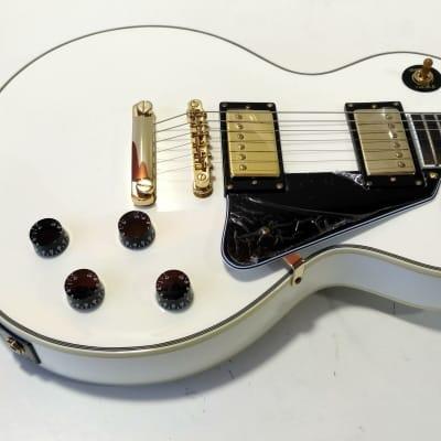Tokai ALC-62 SW Snow White Traditional Series Custom Style Guitar for sale