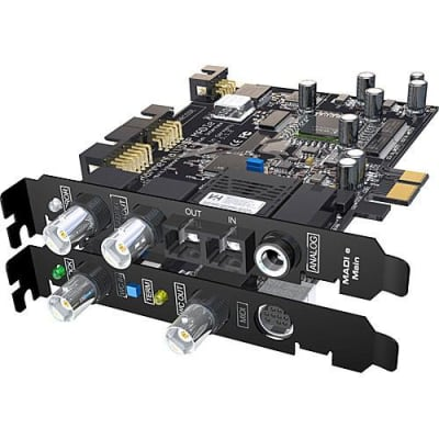 RME HDSPe MADI PCIe Digital Audio Interface Card