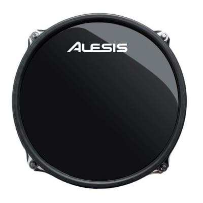 "Alesis Real Head 8"" Dual-Zone Pad for Alesis USB Pro Drum Kit, USB Studio Kit Electronic Drum Kits"