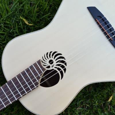 Murray Kuun Nautilus classical guitar 2020 Natural woods for sale