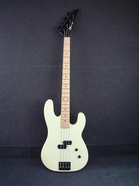 1980s Charvel 1B Bass Guitar 4 String Charvel Jackson