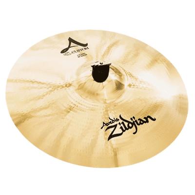 """Zildjian 18"""" A Custom Crash Cymbal"""