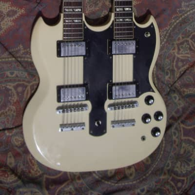 Gibson EDS-1275 SG 6/12 Double Neck 12 Double Neck for sale