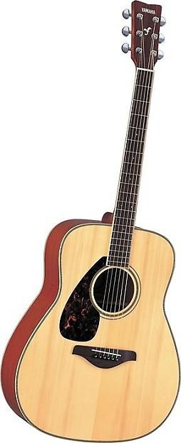 Yamaha Fg Sl Left Handed Natural