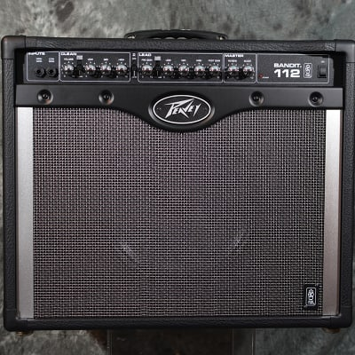 Peavey Bandit 112 1x12 80w Combo amplifier w FAST Same Day Shipping