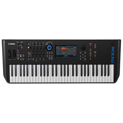 Yamaha MODX6 61-Key Digital Synthesizer 2018