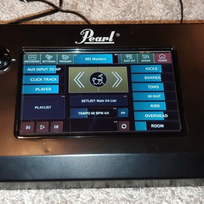 Pearl Mimic Pro Drum Module with Preset Packs