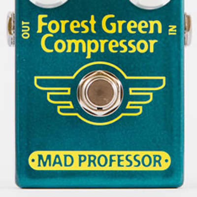 Mad Professor Forest Green Compressor - Mad Professor Forest Green CompressorGreen