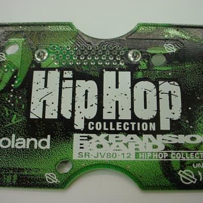 Roland SR-JV80-12 Hip Hop Collection Expansion Board
