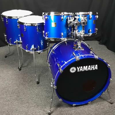 Yamaha Beech Custom Absolute Drum Set