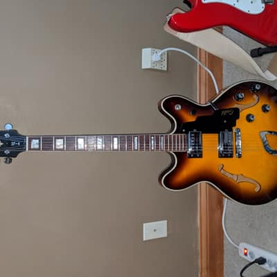 Guild Starfire IV Sunburst 1976 for sale