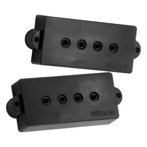 DiMarzio Bass Model P Neck & Bridge Pickup Set