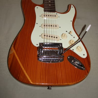 Klira Strat Natural 1970s for sale