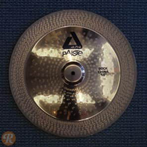 """Paiste 18"""" Alpha Rock China Cymbal"""