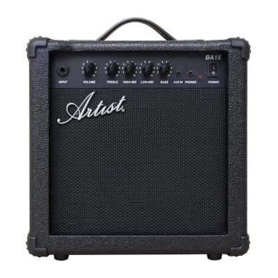 Artist BA15 15W Bass Guitar Amplifier with mp3 Input for sale