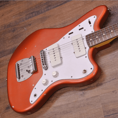 MINT! Nash Guitars Model JM-63 Aged Candy Tangerine Nitro - Lollar Pickups