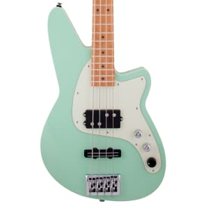 Reverend Decision with Roasted Maple Neck Oceanside Green