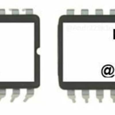 Kurzweil K2000 K2000R K2000RS EPROMs V3.87J. Brand New. Firmware OS Update Janis Upgrade