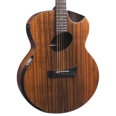 Lindo Opus Baritone Electro-Acoustic Guitar Fishman Presys Preamp for sale