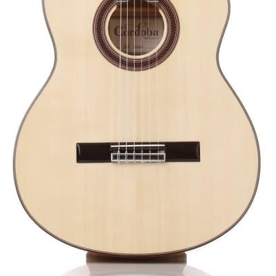 Cordoba GK Studio Nylon String Acoustic-Electric Natural 2010s