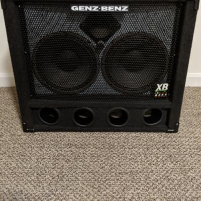 Genz Benz  XB - 2x10 Bass Cabinet for sale