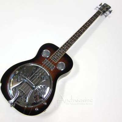 Paul Beard Bass Guitar w/ Hard Case for sale