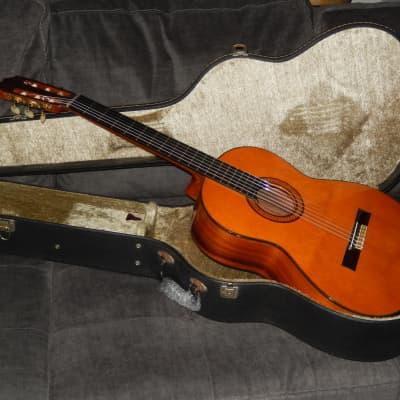 MADE IN 1975 - MASAKI SAKURAI'S - ARIA SA-50 - TERRIFIC CLASSICAL CONCERT GUITAR for sale