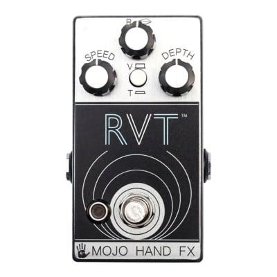 Mojo Hand Fx RVT Reverb/Vibrator/Tremolo