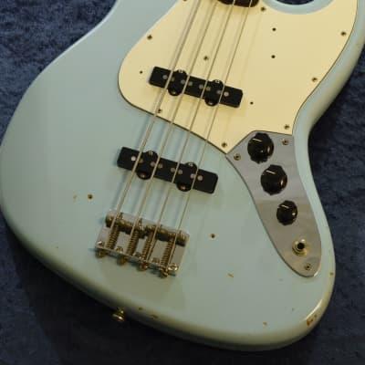 Big Tex Guitars '62 Slab J -Sonic Blue- [USED] for sale