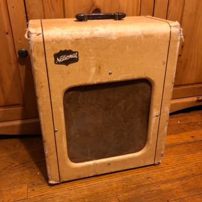 National Valco 1212 1952 Tweed Amplifier for sale