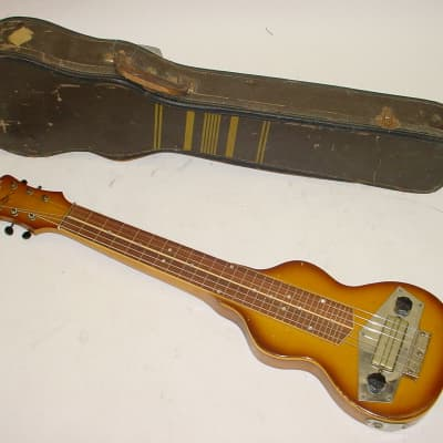Vintage Kalamazoo by Gibson Oriole Lap Steel for sale