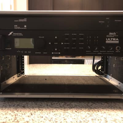 Fractal Audio Axe FX Ultra Preamp/Effects Processor