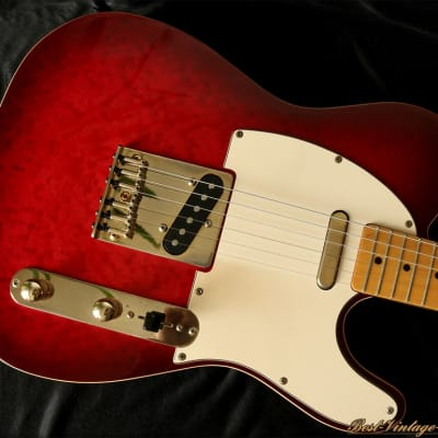 Fenix No Telecaster Custom TL-20 M 90's Korea Vintage Young Chang for sale
