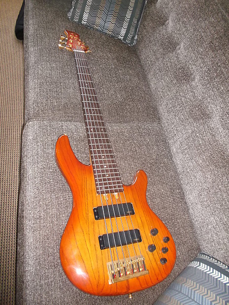 Yamaha trb 6 ii six string bass reverb for Yamaha 6 string bass