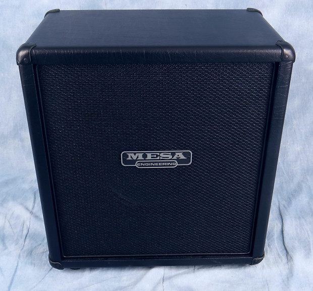 USED Mesa Boogie 1X12 Mini-Rectifier Cabinet w/Vintage 30- | Reverb