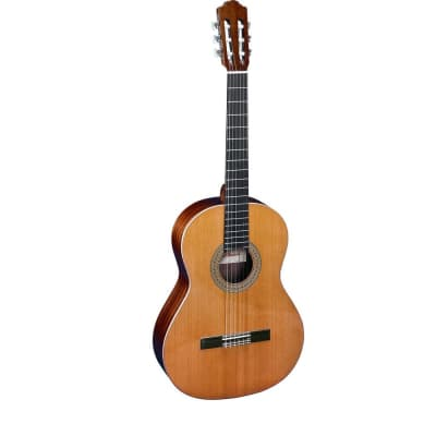 Almansa 402 Cedar Solid Top Classical Guitar for sale