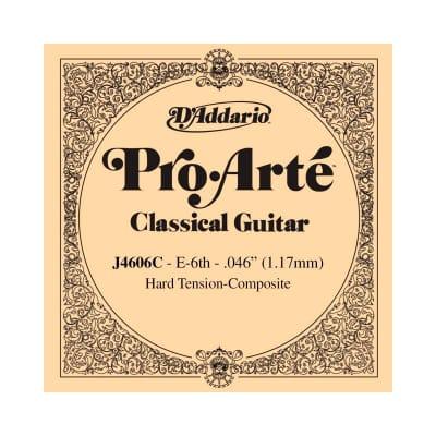 D´Addario ProArte Composite J4606C E Single Classic String