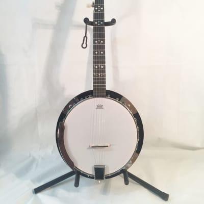 Danville 5-String Banjo-Pro Quality-24 Brackets-NEW-Shop Setup Included!