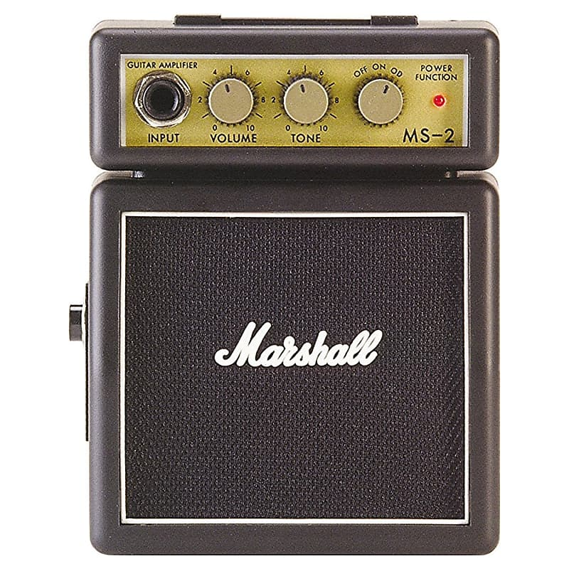 marshall mini practice guitar amplifier black geartree reverb. Black Bedroom Furniture Sets. Home Design Ideas