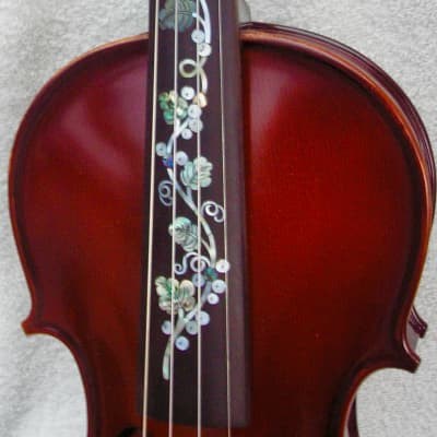 Song 4/4 Maestro Violin, Inlaid Ebony Fittings