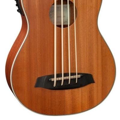 Barnes & Mullins BMUKB1 Bass Ukulele, Mahogany for sale