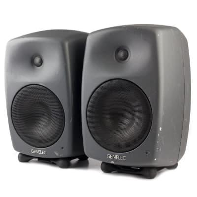 "Genelec 8040A 6.5"" Powered Nearfield Studio Monitor (Pair)"