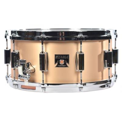 "Tama BB156XL 40th Anniversary Bell Brass 6.5x14"" Snare Drum Reissue 2016"