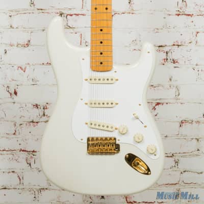 2007 Fender AM Vintage 57 Commemorative Edition White Blonde w/OHSC (USED) for sale