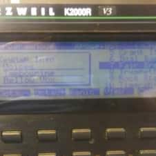 Kurzweil K2000 v3
