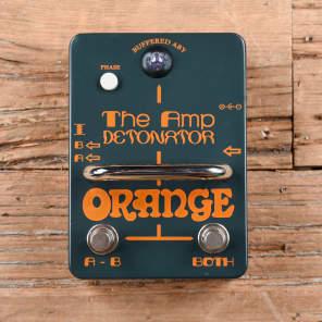 Orange Amp Detonator Buffered ABY Switcher MINT