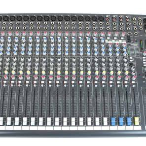 Allen & Heath ZED-22FX 22-Channel Mixer w/ Effects